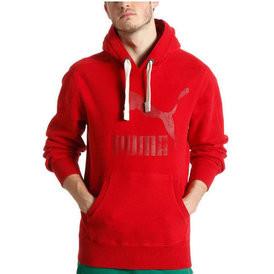 Puma bliuzonas raudonas