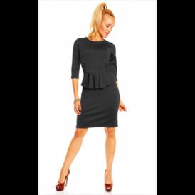 Suknel  juoda