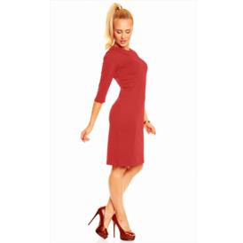 Suknel  klasikine raudona