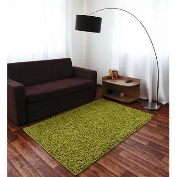 žalias kilimas
