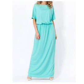 Metos spalvos suknele
