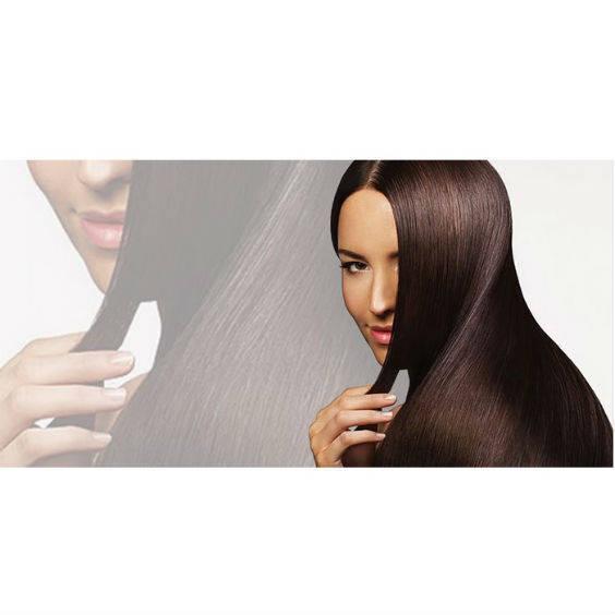 Profesionalus plaukų gydymas atkuriamąja kauke
