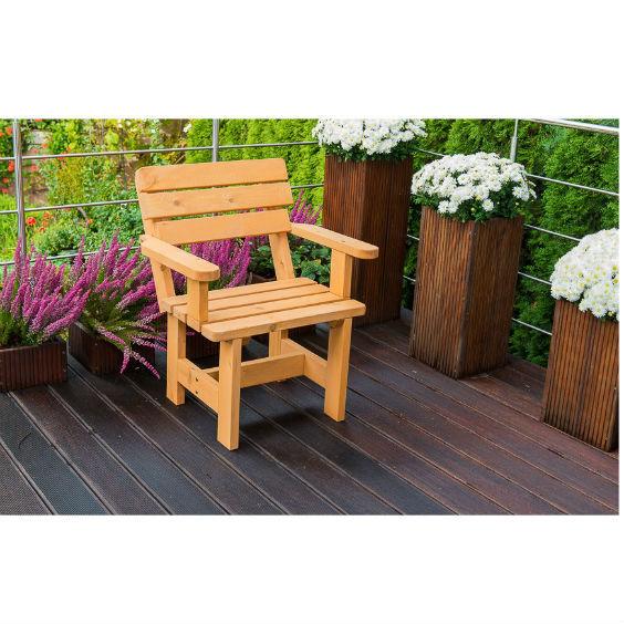 Sodo krėslas - kėdė