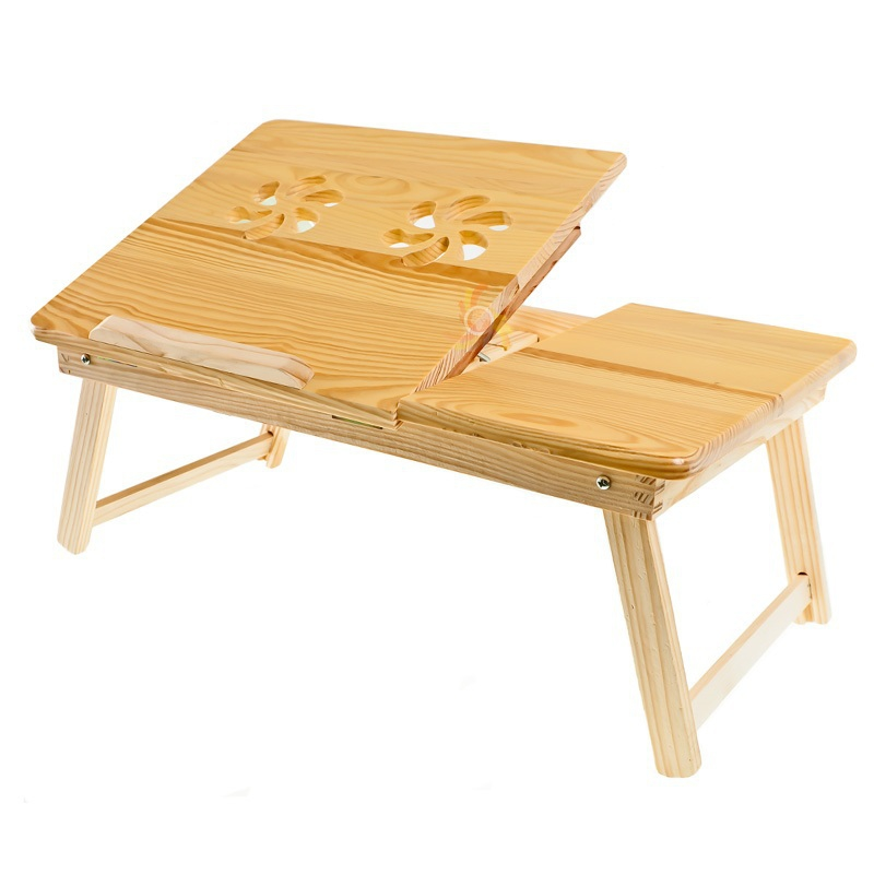 Bambukinis staliukas